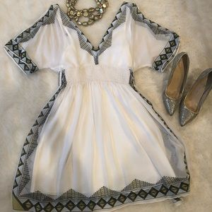 Beautiful and  ethereal BCBG dress. Worn once.